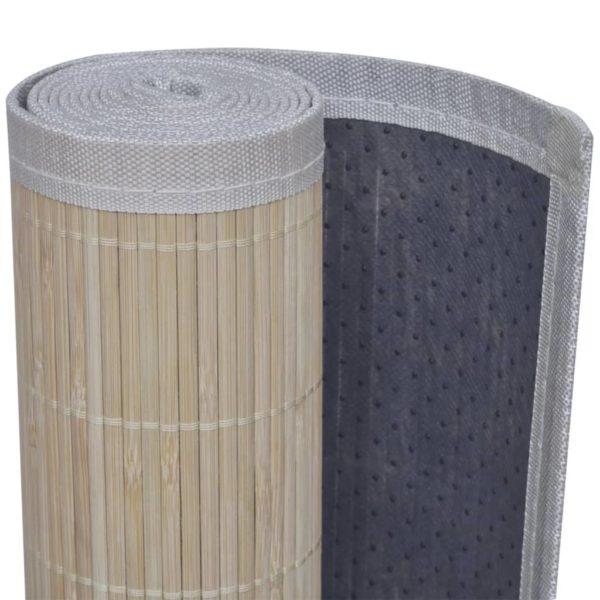 Läufer 4 Stk. Bambus Rechteckig 120×180 cm