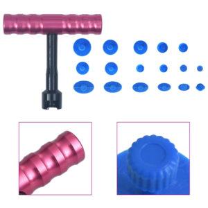 19-tlg. Ausbeulwerkzeug-Set
