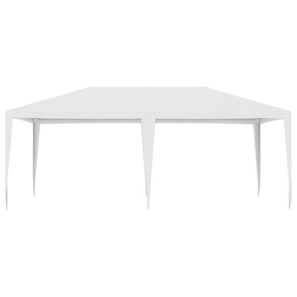 Partyzelt 4 x 6 m Weiß