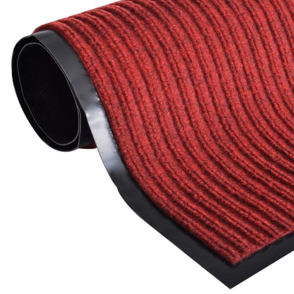 Türmatte Rot 160×220 cm PVC