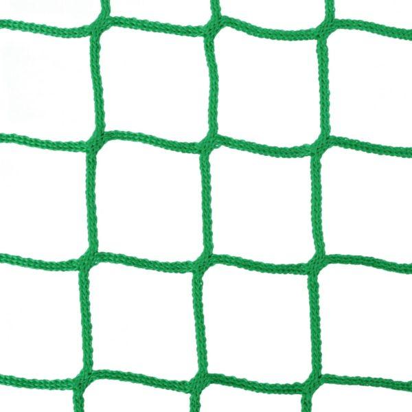 Heunetze 2 Stk. Quadratisch 0,9×3 m PP