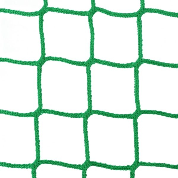 Heunetze 4 Stk. Rund 0,75×0,5 m PP