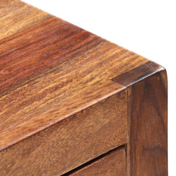 Nachttisch 40 × 30 × 50 cm Massivholz
