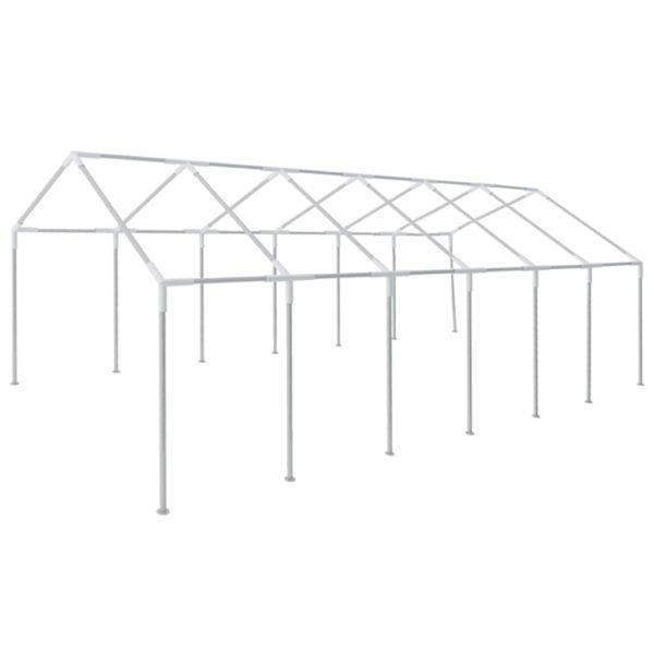 Stahlrahmen für 12 x 6 m Partyzelt
