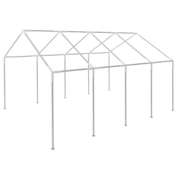 Rahmen für 8×4 m Partyzelt Stahl