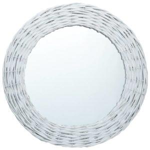 Spiegel Weiß 60 cm Weide