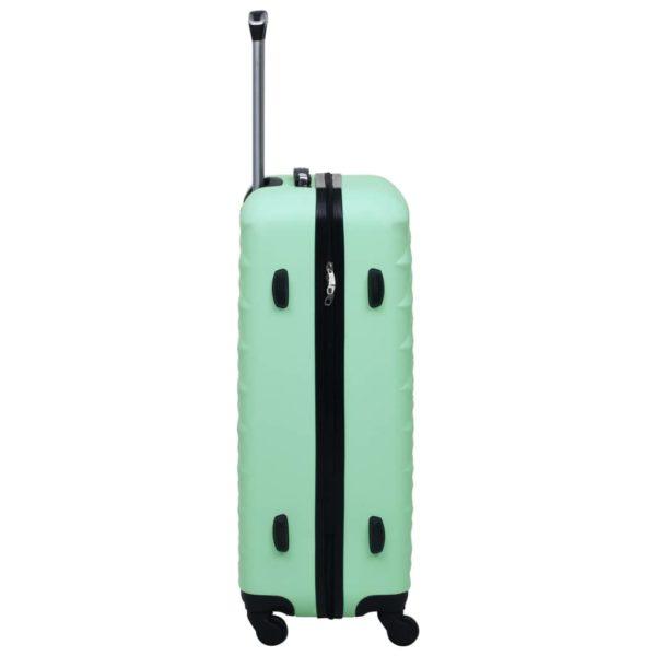 Hartschalen-Trolley Minzgrün ABS