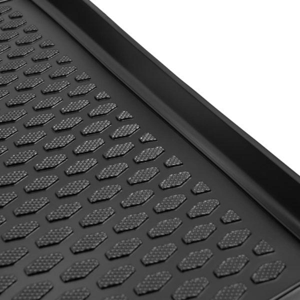 Kofferraummatte für Fiat 500L 2013 Gummi