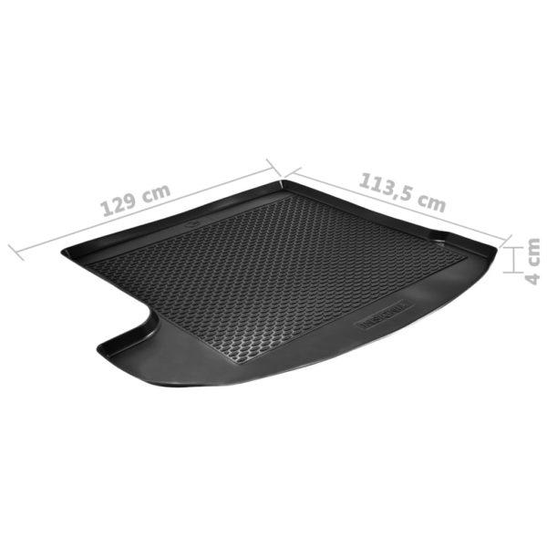 Kofferraummatte für Opel Insignia Combi (2017-) Gummi