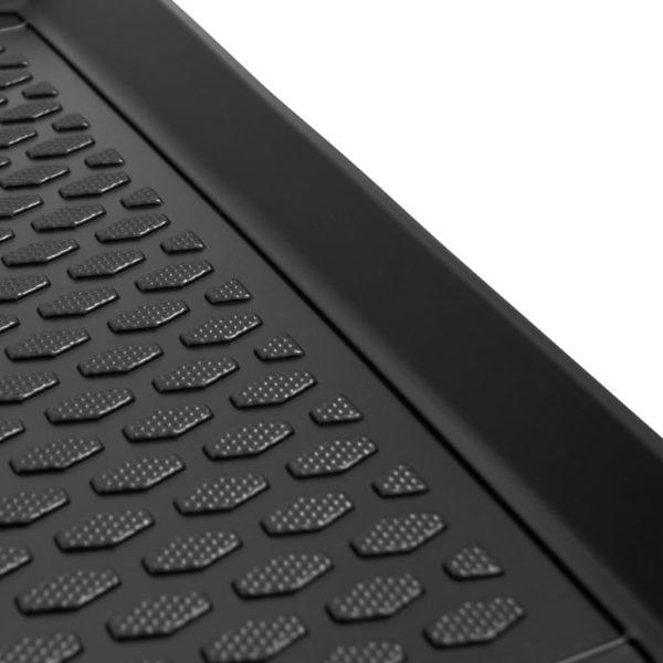 Kofferraummatte für Skoda Rapid Spaceback (2013-) Gummi