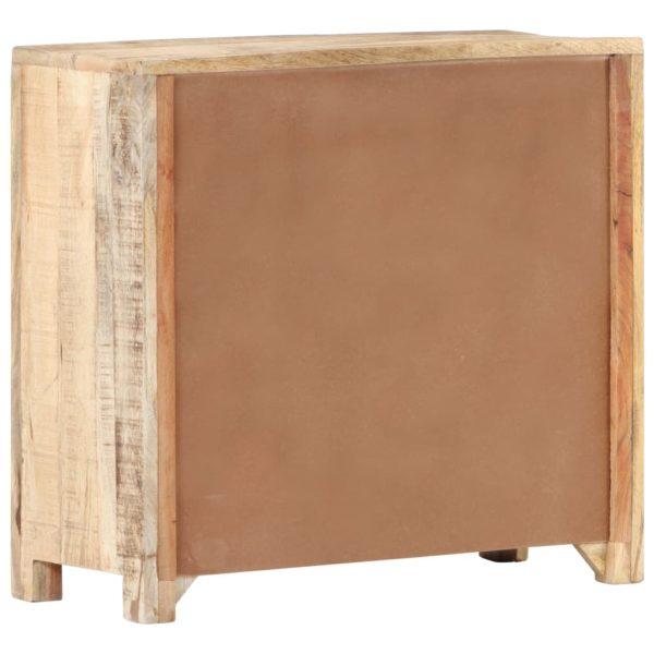 Sideboard 70 x 30 x 68 cm Massivholz Mango