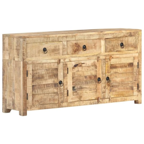 Sideboard 120 x 30 x 65 cm Mango Massivholz