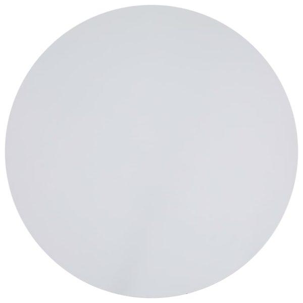 3-tlg. Essgruppe Kunststoff Weiß