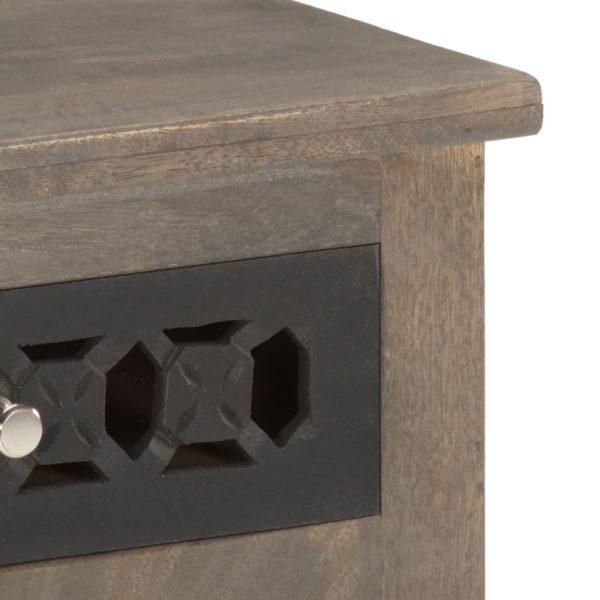 Nachttisch 40×30×50 cm Mango Massivholz