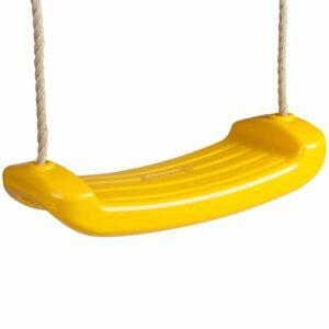 TRIGANO Kinderschaukel 1,9-2,5 m Gelb J-427