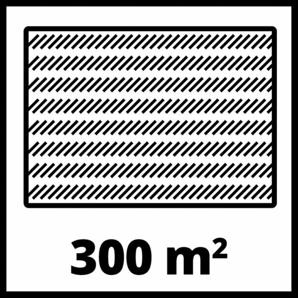 Einhell Akku-Rasenmäher GE-CM 36/34 Li 2 x 3,0 Ah 36 V