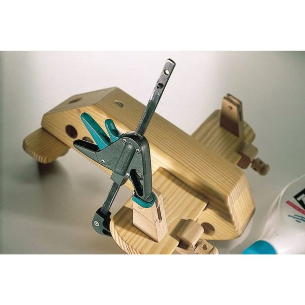 wolfcraft Mini-Einhandzwingen 2 Stk. EHZ 40-110 3455100