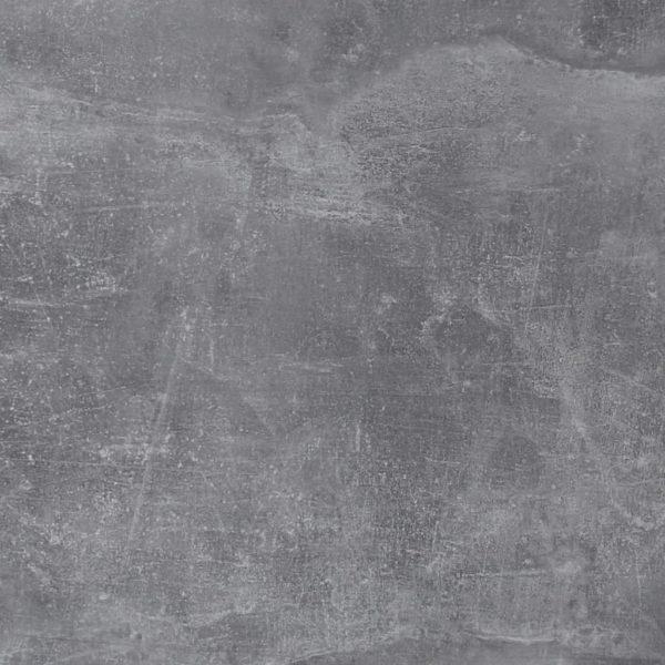 FMD Wandgarderobe 72 x 29,3 x 34,5 cm Betongrau