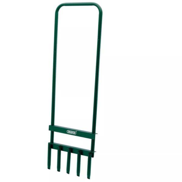 Draper Tools Rasenvertikutierer 29 x 93 cm Grün 30565