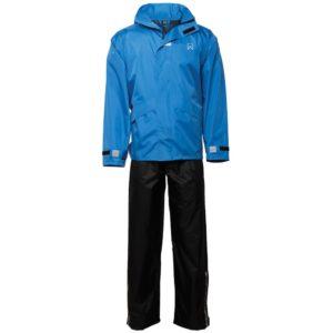Willex Regenanzug Größe S Blau und Schwarz 29143