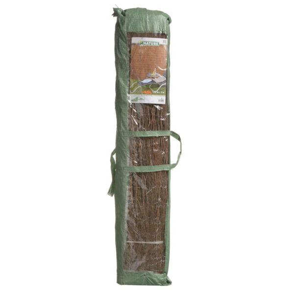 Nature Garten-Sichtschutz Heidekraut 1×5 m 1 cm Dick