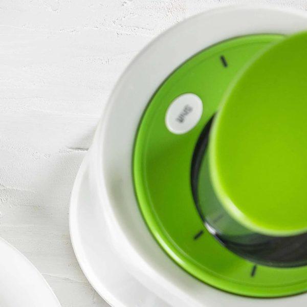 Tristar Elektro-Spiralschneider 120 W Grün