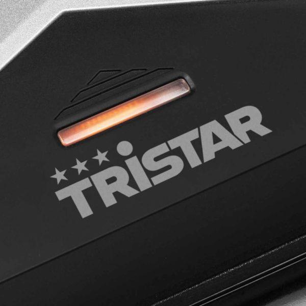 Tristar Kontaktgrill 1000 W Schwarz