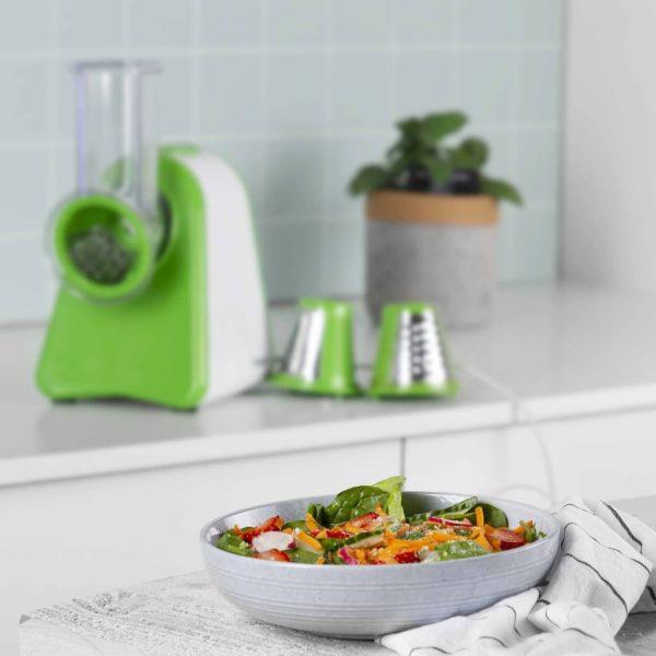 Tristar Gemüsehobel 200 W Grün und Weiß