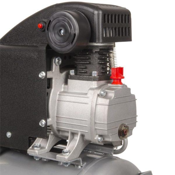 FERM Power Kompressor 1,1 HP 750 W 8 l CRM1044