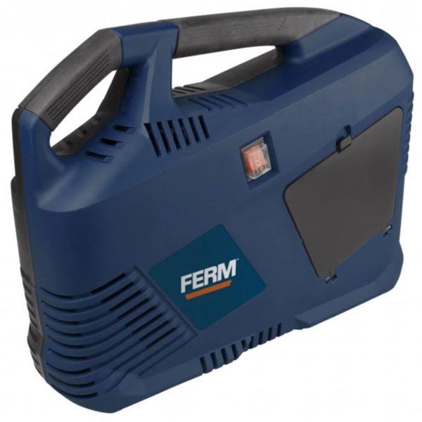 FERM Tragbarer Kompressor 1100 W CRM1049