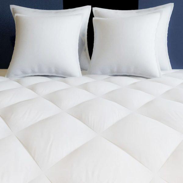 Sommer-Bettdecke 2 Stück 140 x 200 cm