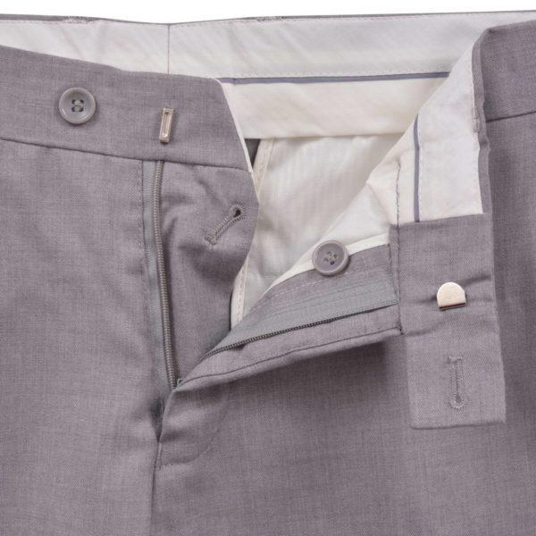 Herren-Anzug 2-tlg. Größe 54 Hellgrau