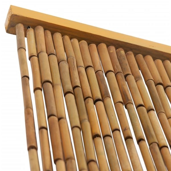 Türvorhang Bambus 90×200 cm
