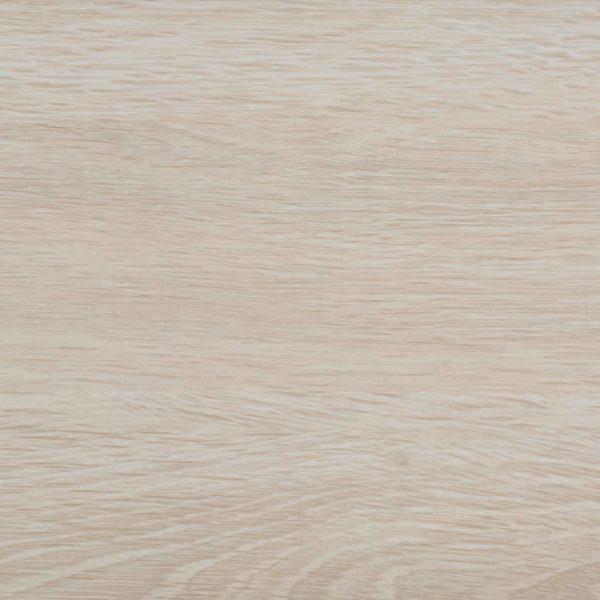 PVC Laminat Dielen Selbstklebend 5,02 m² 2 mm Eiche Klassisch Weiß