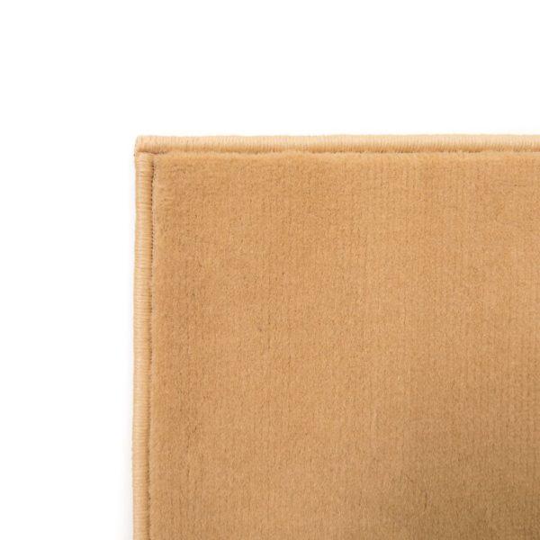Teppich Modern Kreise 180 x 280 cm Braun