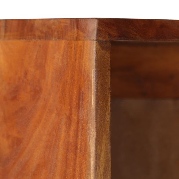 Highboard Recyceltes Massivholz 150 x 40 x 152 cm
