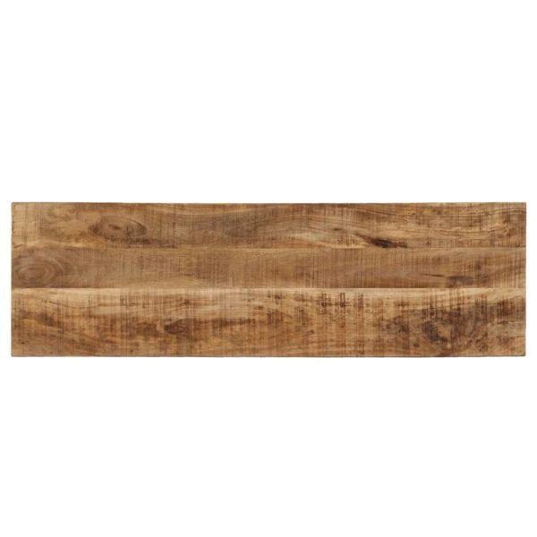 Konsolentisch Mangoholz Massiv 118 x 35 x 76 cm