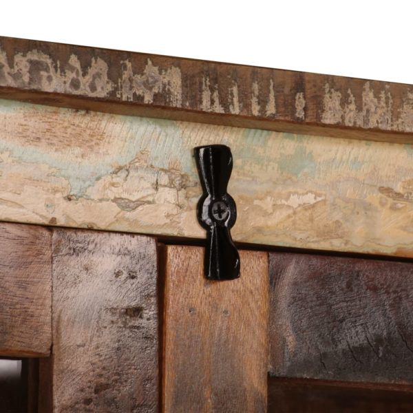 Highboard Altholz 95 x 39 x 185 cm