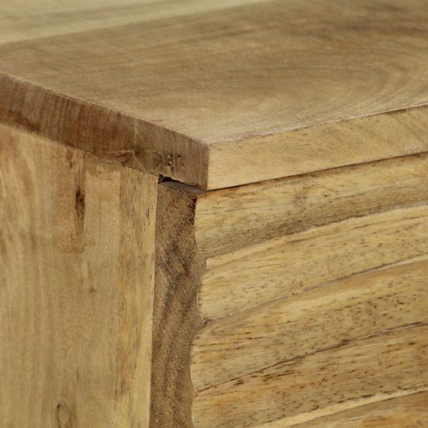 Sideboard Massiv Mangoholz 60 x 35 x 75 cm