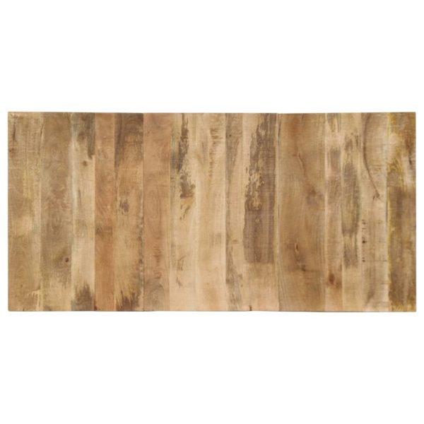 Esstisch 180 x 90 x 76 cm Massivholz Mango