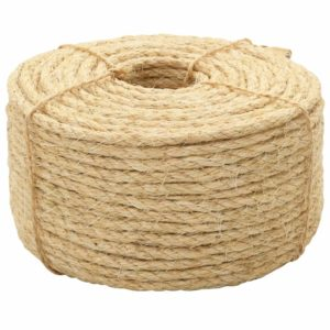 Seil 100% Sisal 10 mm 100 m