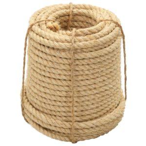 Seil 100% Sisal 14 mm 50 m