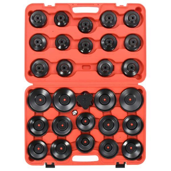 30-teiliges Ölfilterschlüssel Set