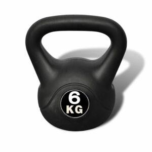 Kettlebell Kugelhantel Trainingshantel Gewicht 6KG