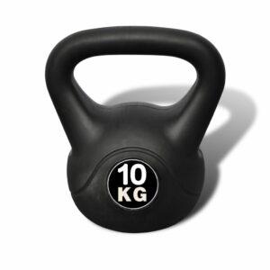 Kettlebell Kugelhantel Trainingshantel Gewicht 10KG