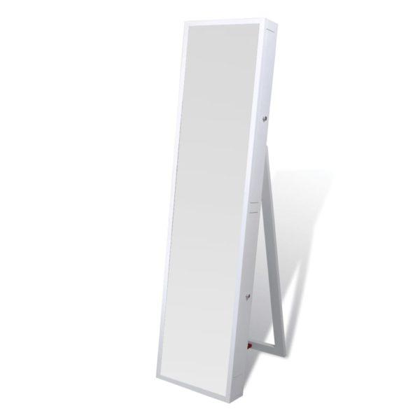 Spiegel Schmuckschrank Spiegelschrank Standspiegel