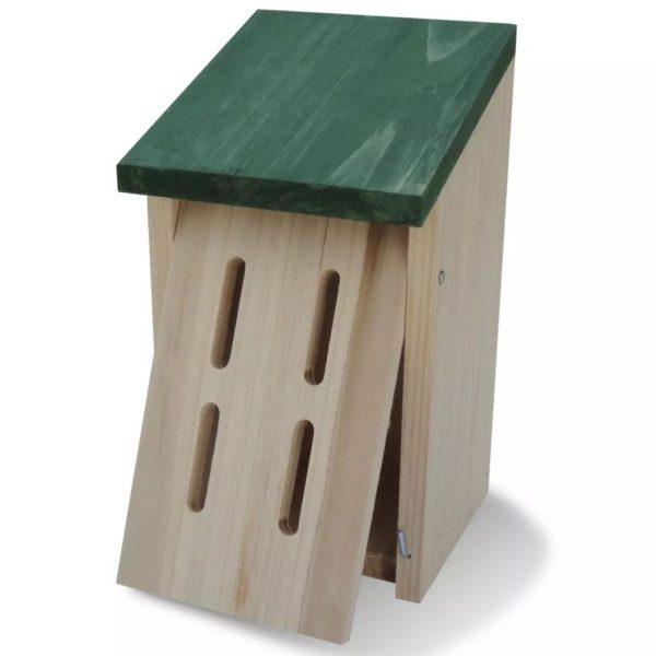 Schmetterlingshaus 14 x 15 x 22 cm 4er-Set