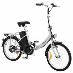 Klappbares E-Bike mit Li-Ion-Batterie Aluminiumlegierung