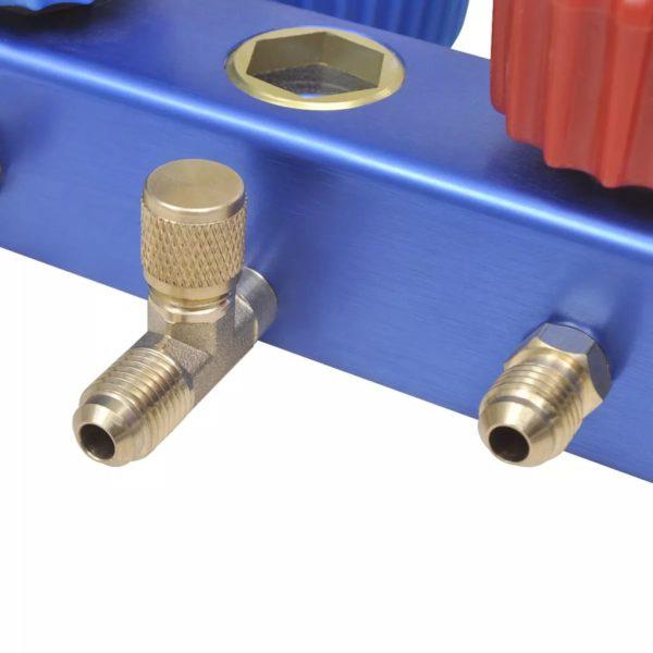 Zweiwege-Verteiler-Set in Werkzeugset