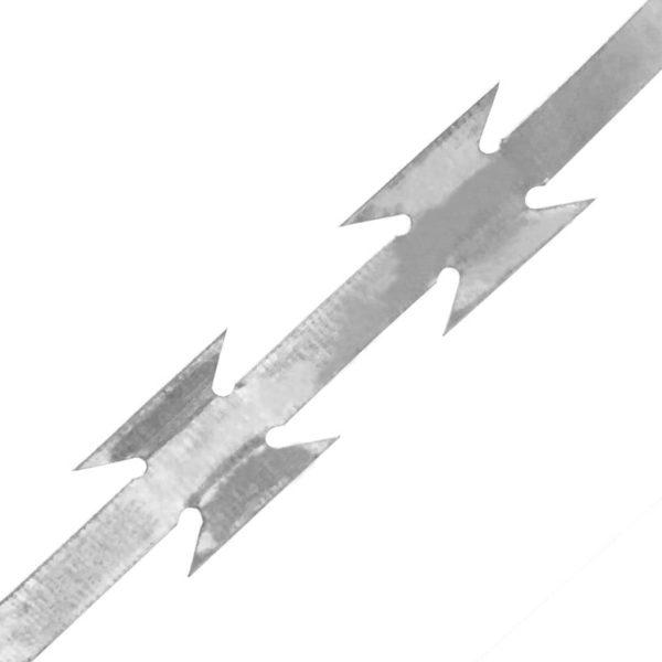 BTO-22 NATO-Klingendraht 100 m Stahl